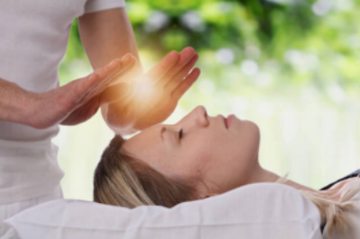 I tried a Reiki session and this is what happened